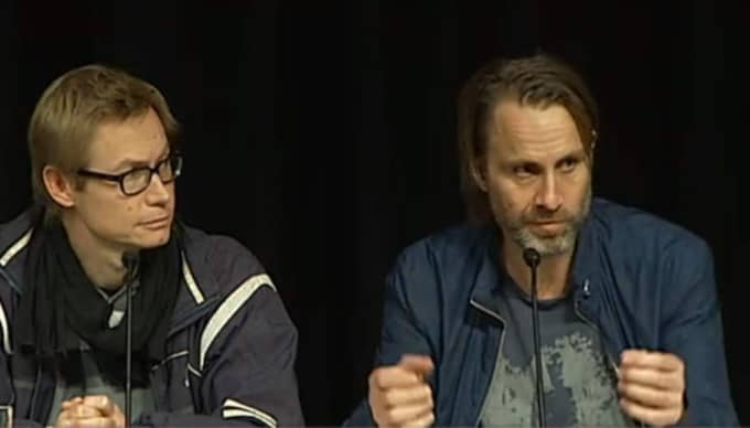 Niclas Hammarström släpptes i söndags medan hans kollega Magnus Falkehed blev fri först på onsdagen.