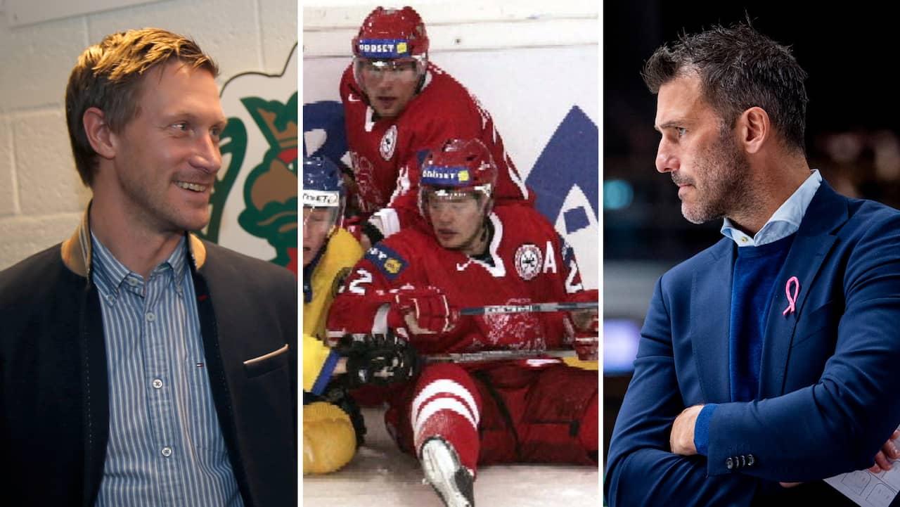 Skånska hockeytränare ska lyfta Danmark i VM