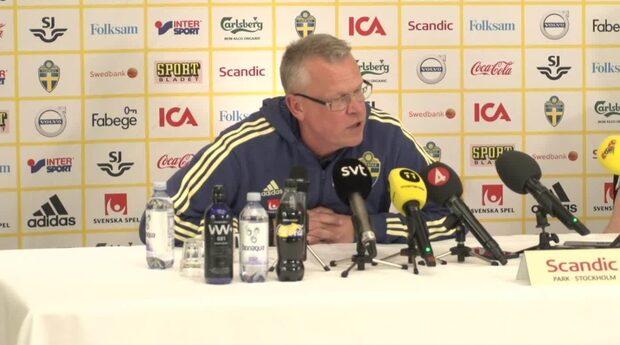 """Andersson: """"Det får man ha respekt för"""""""