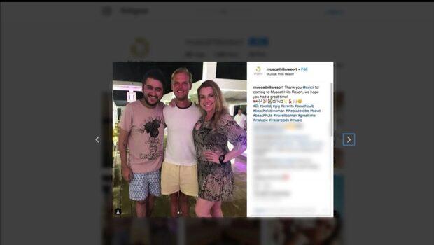 """Maitrai Joshi träffade Avicii förra veckan: """"Det är chockerande"""""""