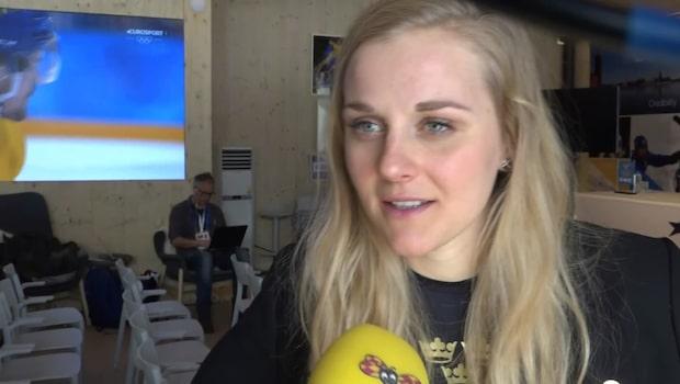 """Nilsson: """"Charlotte är en trygg stöttepelare"""""""