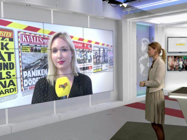 Här är morgonens nyheter från Sydsverige 26 mars