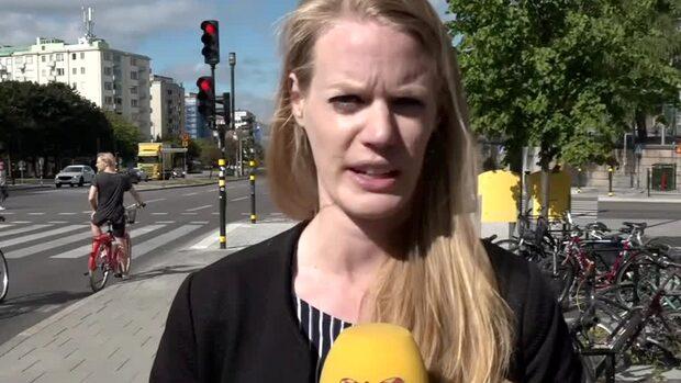 Stockholmare om trängseln i kollektivtrafiken