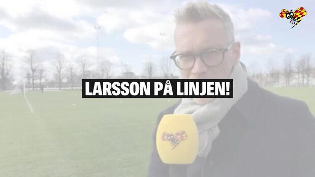 """Larsson på Linjen –""""Dags för 4–4–2, MFF"""""""