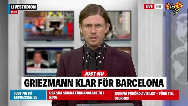 Griezmann klar för Barcelona