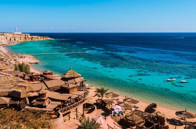 Sharm el-Sheik.