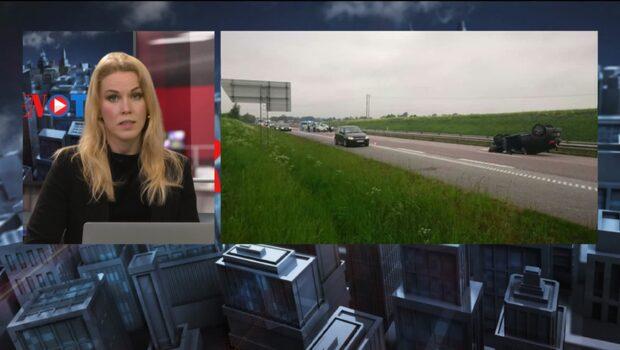 Flera trafikolyckor har inträffat i Sydsverige