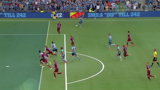 Höjdpunkter: Djurgårdens IF-Malmö FF