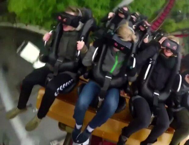 Danska Tivoli börjar med VR