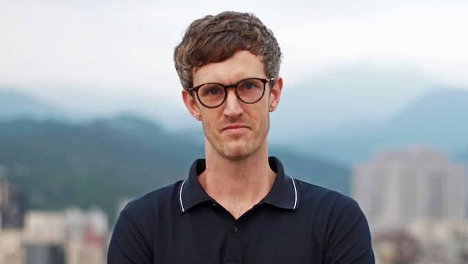 Jojje Olsson är journalist och författare. Sedan 2016 bor han i Taiwan sedan de kinesiska myndigheterna nekat honom visum. Foto: MELA PAN / HISTORISKA MEDIA