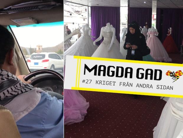 Magda Gad - Kriget från andra sidan