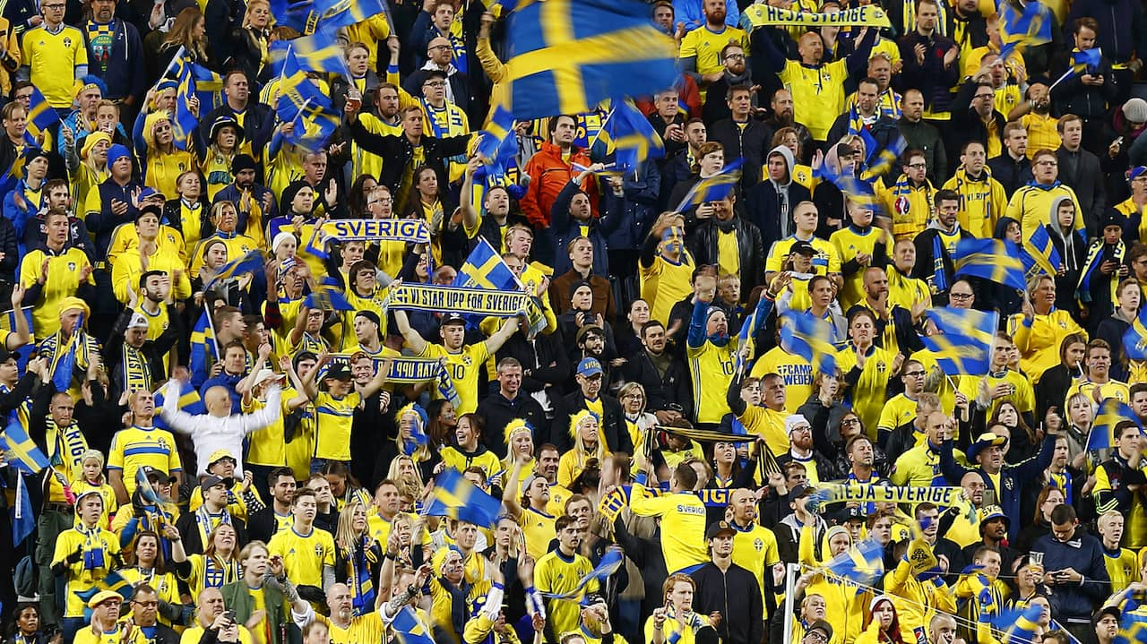 sveriges herrlandslag i fotboll laguppställning mot italien
