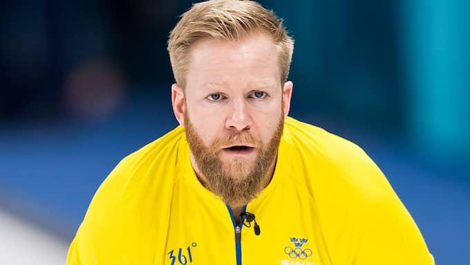 Niklas Edin. Foto: PETTER ARVIDSON / BILDBYRÅN