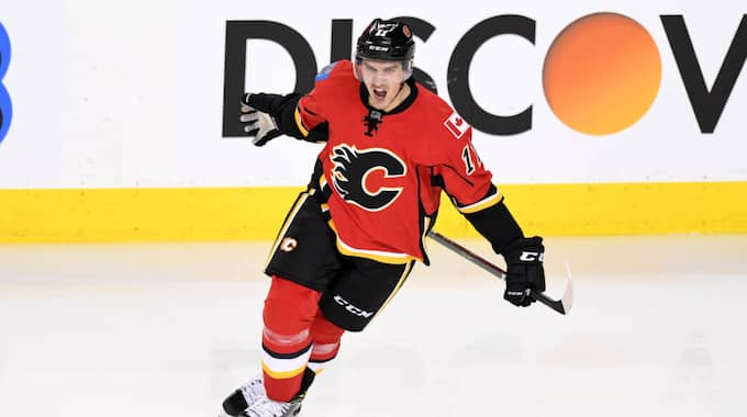 Mikael Backlund. Foto: Usa Today Network / USA TODAY SPORTS/SIPA USA/IBL SIPA USA