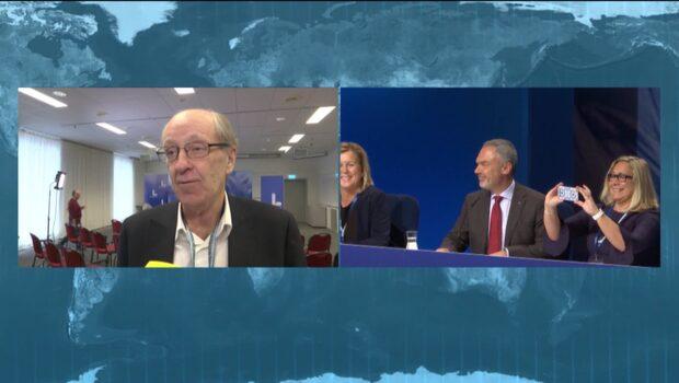 """K-G Bergström: """"Ett ideologiskt tal"""""""