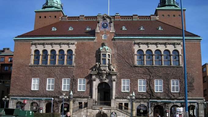 Borås tingsrätt beslutade under tisdagen att häkta mannen misstänkt för våldtäkt av normalgraden. Foto: PER WISSING