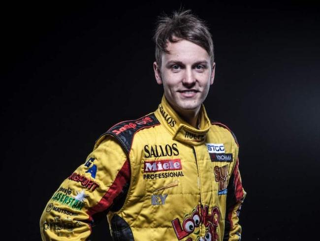 Mattias Lindberg.