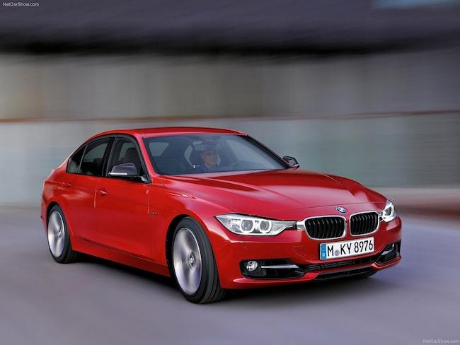 BMW 3-serie från 2012 – kan bli en dyr historia när man räknar på de dolda kostnaderna.