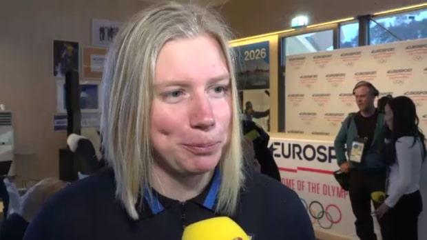 """Näslund: """"Kul att folk ställer höga krav"""""""