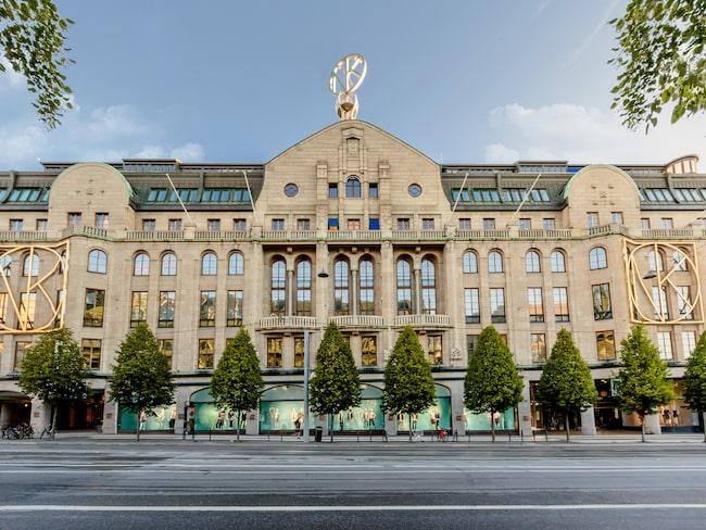 NK är Stockholms lyxigaste varuhus.