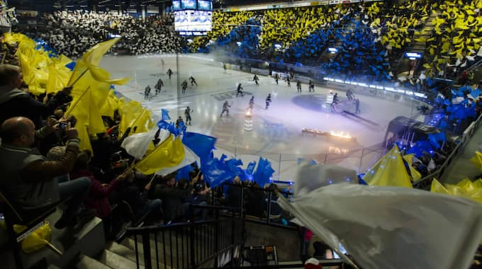 Kinnarps arena. Foto: Daniel Malmberg/Ibl-Aop / DANIEL MALMBERG/IBL-AOP/IBL DANIEL MALMBERG/IBL-AO