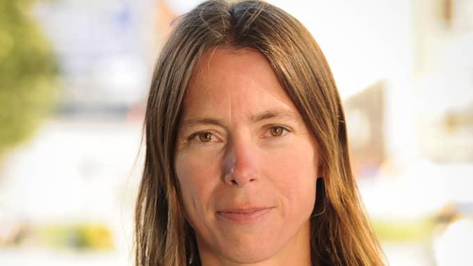 Birgitta Losman (MP), Foto: PRESSBILD