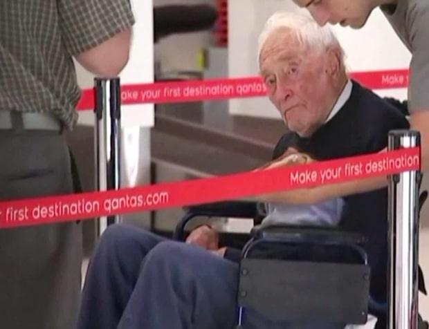 Sista resan: 104-åringen väljer att dö