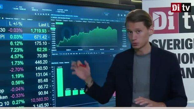 Marknadskoll: Stockholmsbörsen vänder upp