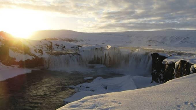 Vintern är aldrig långt borta på Island. Foto: Iceland Travels