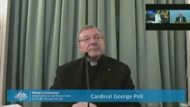 Vatikanchef anklagas för våldtäkt