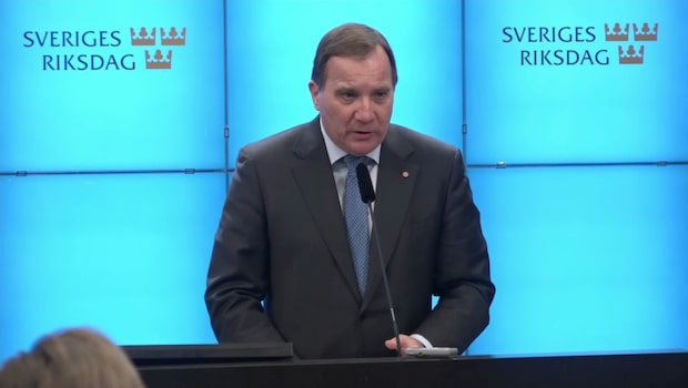 """""""M och KD:s agerande ger nu SD ett avgörande inflytande över svensk politik"""""""