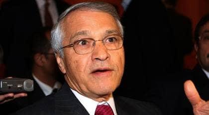 Opec:s president Chakib Khelil har föreslagit 75 dollar per fat som ett rimligt pris inom de närmaste åren. Foto: AFP