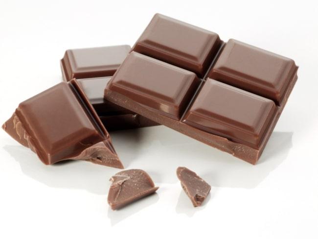 <span>Studien har inte gjort skillnad på ljus och mörk choklad. </span>