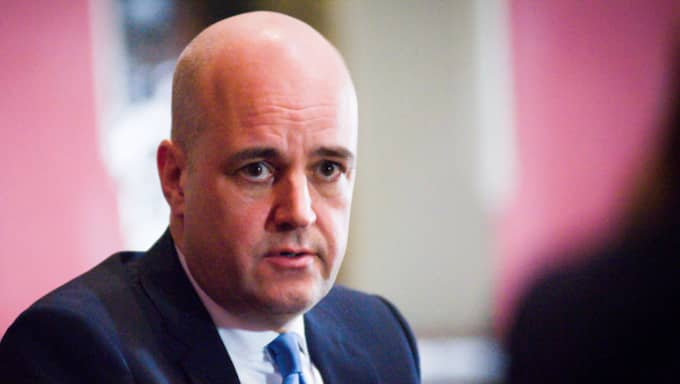 Fredrik Reinfeldt säger i en exklusiv intervju med Expressen att Sverige blir den enskilt största förloraren vid sidan om britterna ifall Storbritannien lämnar EU. Foto: Roger Askew/Rex Shutterstock