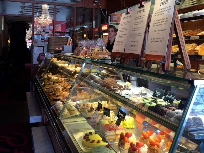Konditori Ritorno är ett av världens 50 bästa kaféen, enligt Telegraph.