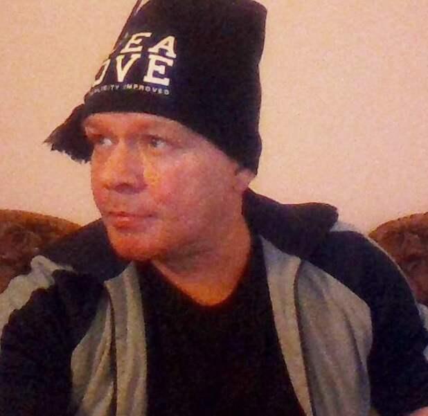 Gert Lindgren, 43, mördades i sin egen bostad i Ställdalen utanför Örebro i mars. Foto: PRIVAT