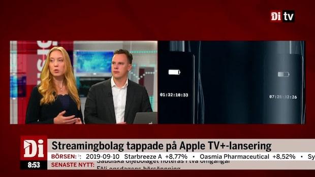 """Broman om Apples nya produkter: """"Nya streamingtjänsten är den stora nyheten"""""""