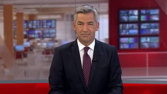 TV4-programledaren Anders Kraft begär skilsmässa från sin fru sedan 17 år tillbaka.
