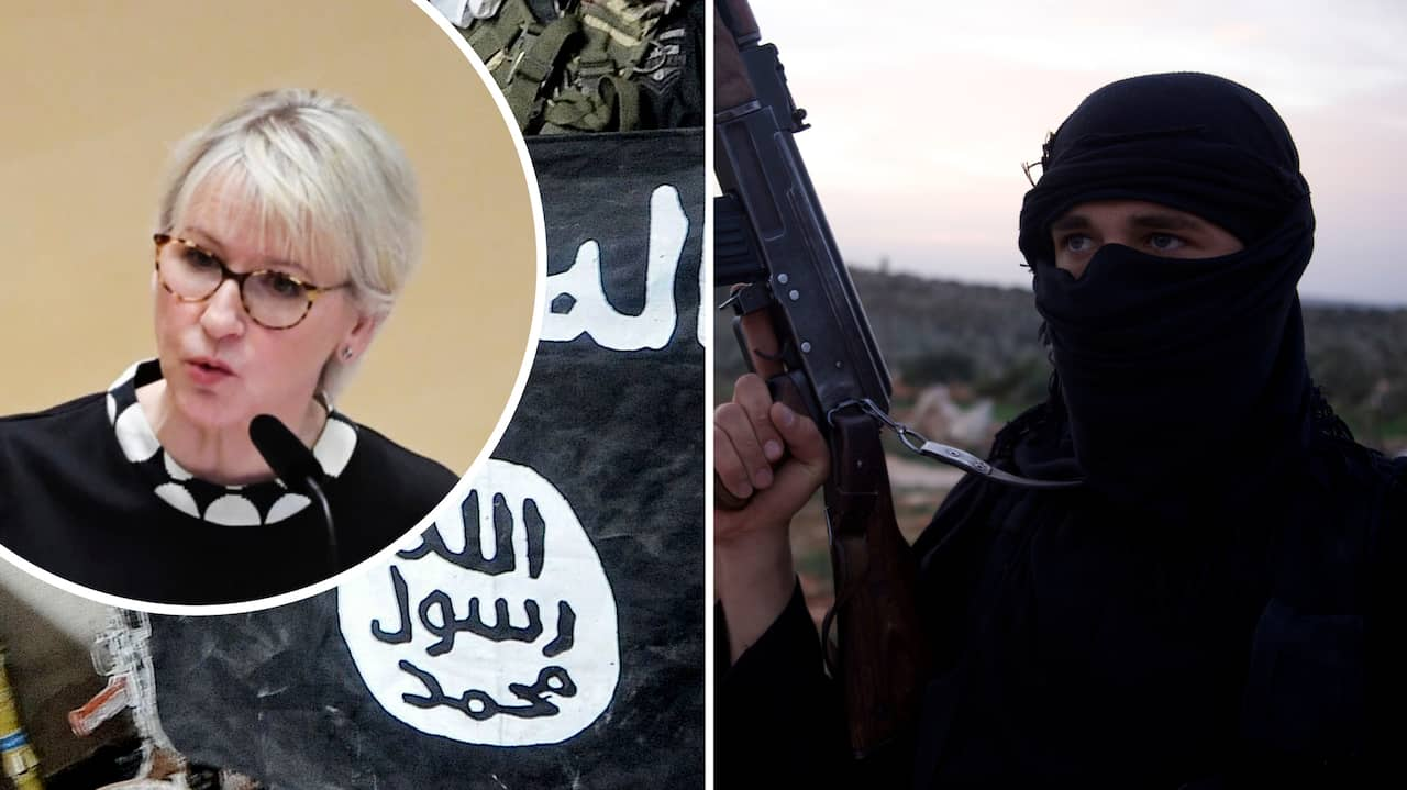 Nej till att hjälpa IS-krigarna hem