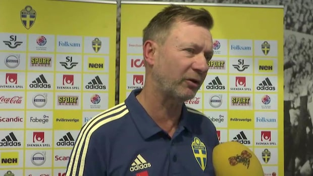 """Rolfö utanför truppen: """"Hoppas hon är aktuell till nästa samling"""""""