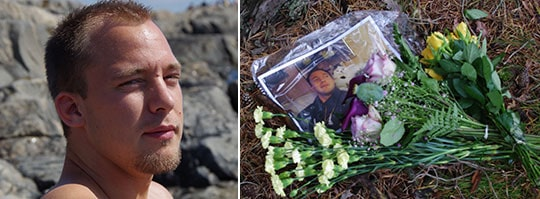 Teorin: Han mördade Anton för 500 kronor