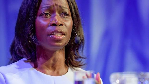 """Nyamko Sabuni (L) om migrationen: """"Riskerar att gå tillbaka till 2015"""""""