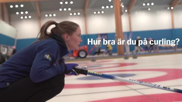 Lag Hasselborgs fyra curlingtips