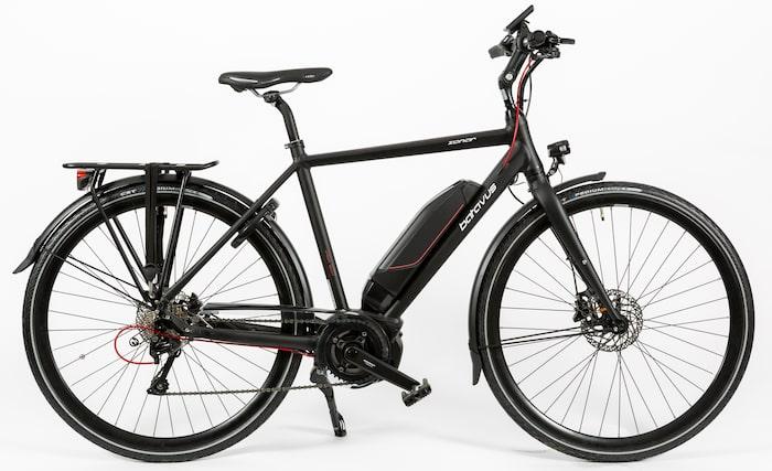 cykel bäst i test