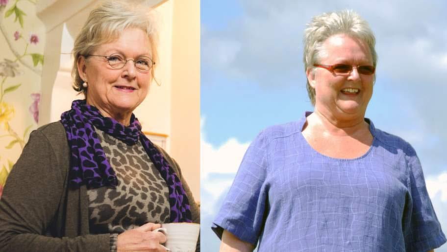 Gick ner i vikt blev av med diabetes
